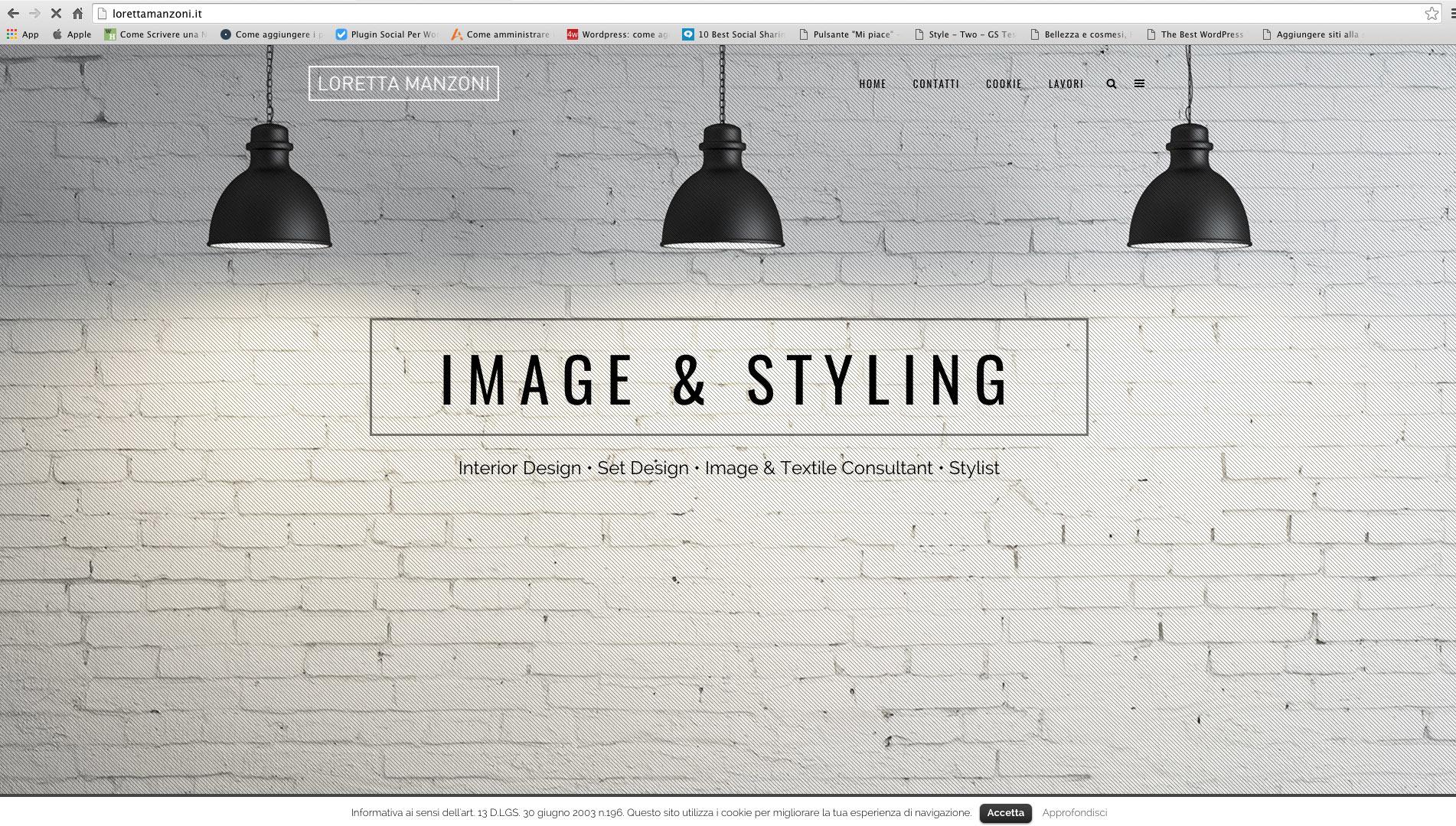 loretta manzoni image & styling